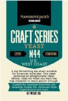 Mangrove Jack's Craft Series Yeasts